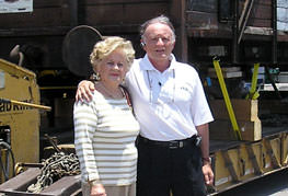 Jack Nortman with his mother RoseBoxcar_4