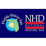 Florida History Fair NHD logo
