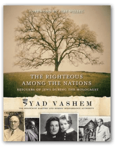book cover of The Righteous Among the Nations: Rescuers of Jews During the Holocaust