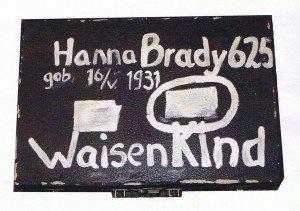 Hanna's suitcase