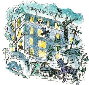 Hotel in Pari