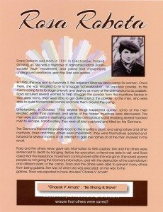 Rosa-Robota