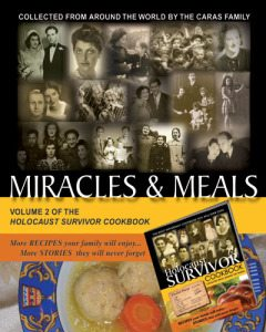 Miracles ansd Meals book cover