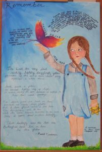 example of student art